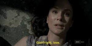 La mort de Lori