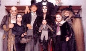 La famille Addams ou les vraies valeurs familiales