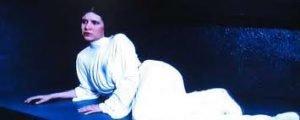 La princesse Leia, modèle de la Jeune Fille en Détresse