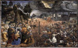 Sans son grand bâton en bois, comment Moïse aurait-il pu réussir autant de prodiges ?