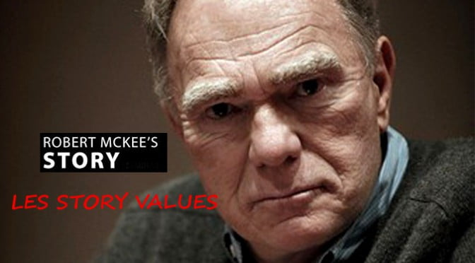 ROBERT McKEE : STORY VALUES
