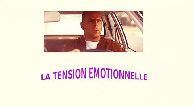 La tension émotionnelle est source de conflit.