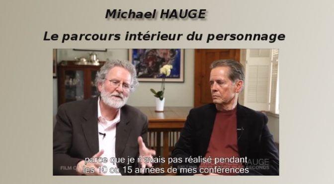 LE PARCOURS INTERIEUR DU PERSONNAGE