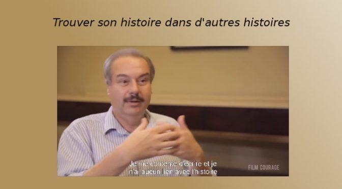 TROUVER SA PROPRE HISTOIRE DE WILLIAM C. MARTELL
