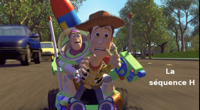 Toy Story : Séquence H