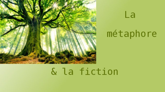 LA METAPHORE DANS LA FICTION - SCENAR Mag