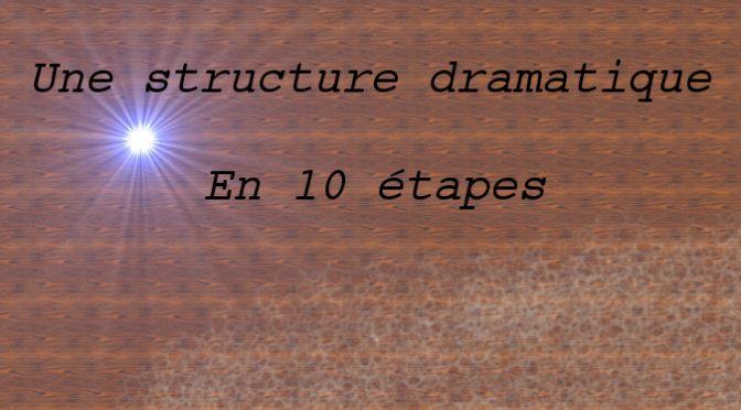UNE STRUCTURE DRAMATIQUE EN 10 ÉTAPES – 4