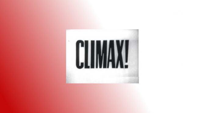 PRÉPARER LE CLIMAX