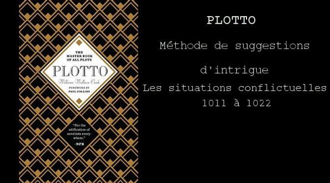 PLOTTO : MÉTHODE DE SUGGESTIONS D'INTRIGUE