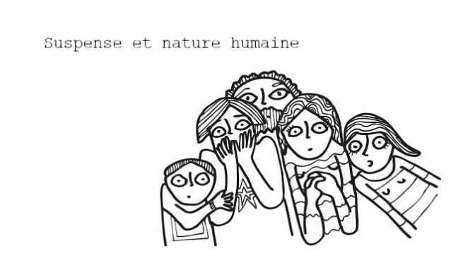 SUSPENSE: UNE NATURE HUMAINE NUANCÉE