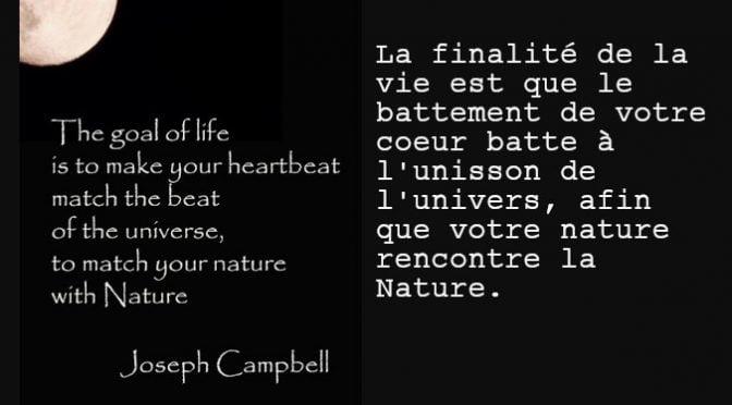 JOSEPH CAMPBELL: MYTHES & CONSCIENCE